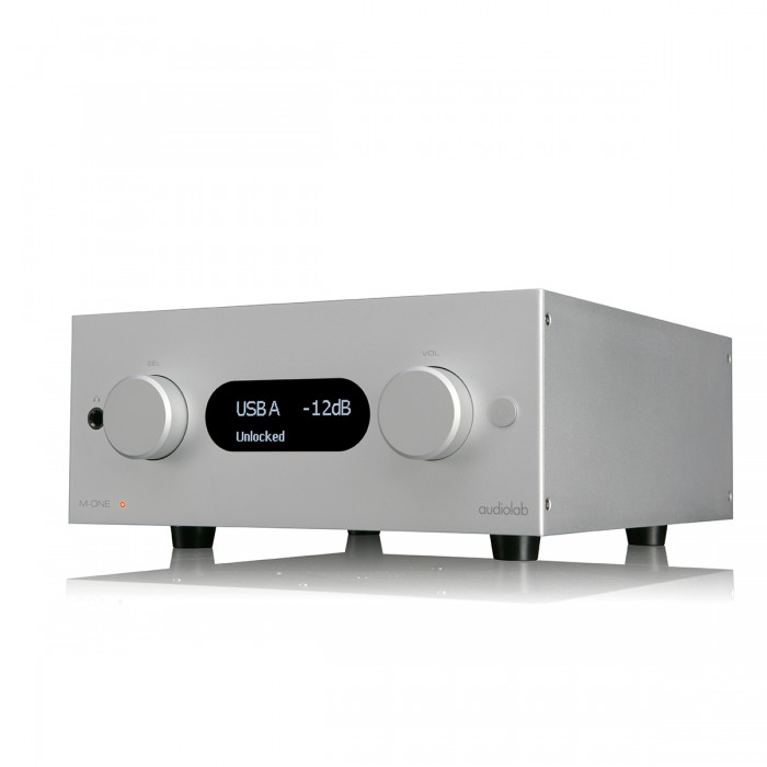 AUDIOLAB M-ONE SILVER