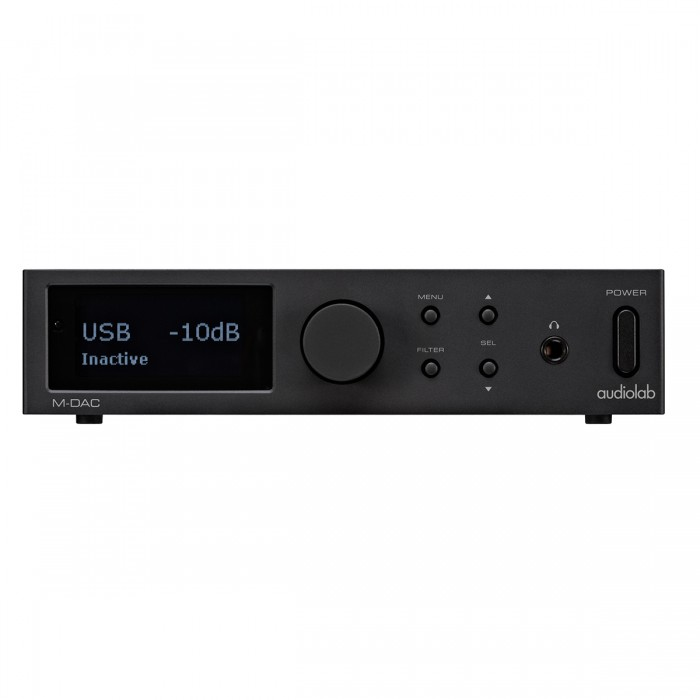 AUDIOLAB M-DAC BLACK