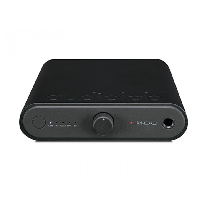 AUDIOLAB M-DAC mini BLACK