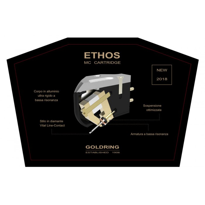 GOLDRING ETHOS