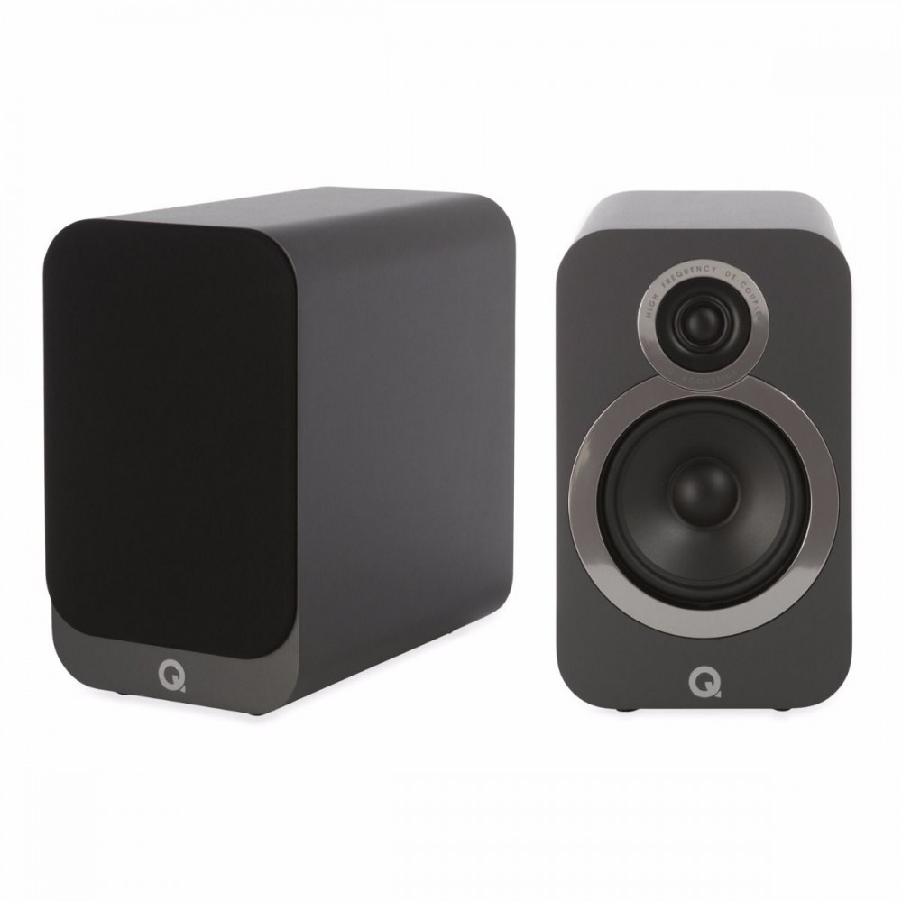 Q Acoustics 3020i Graphite