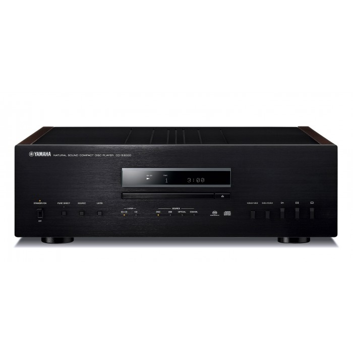 YAMAHA CD-S3000 Black/Piano Black