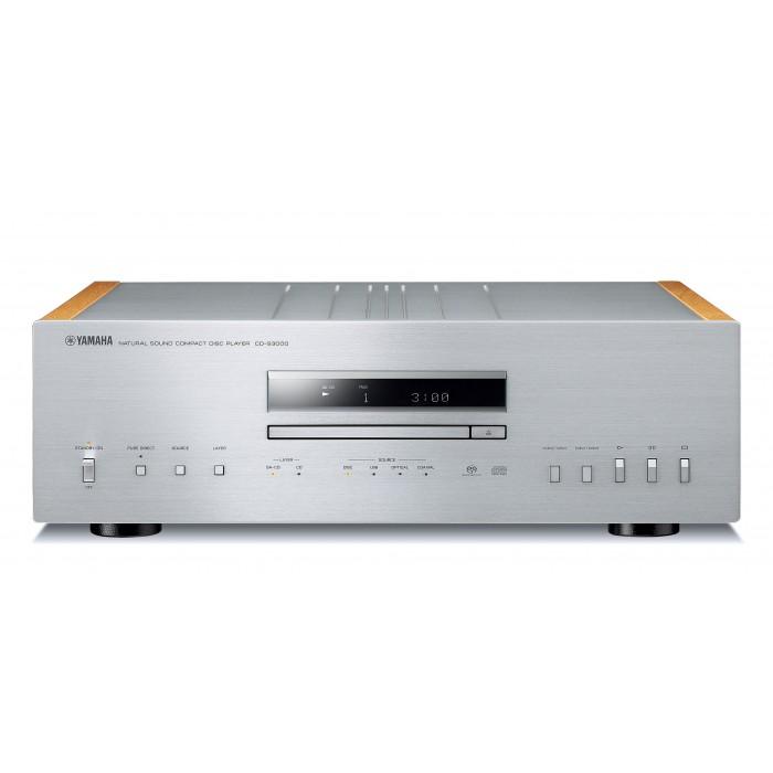 YAMAHA CD-S3000 Silver