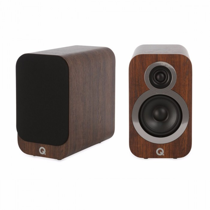 Q Acoustics 3010i Walnut