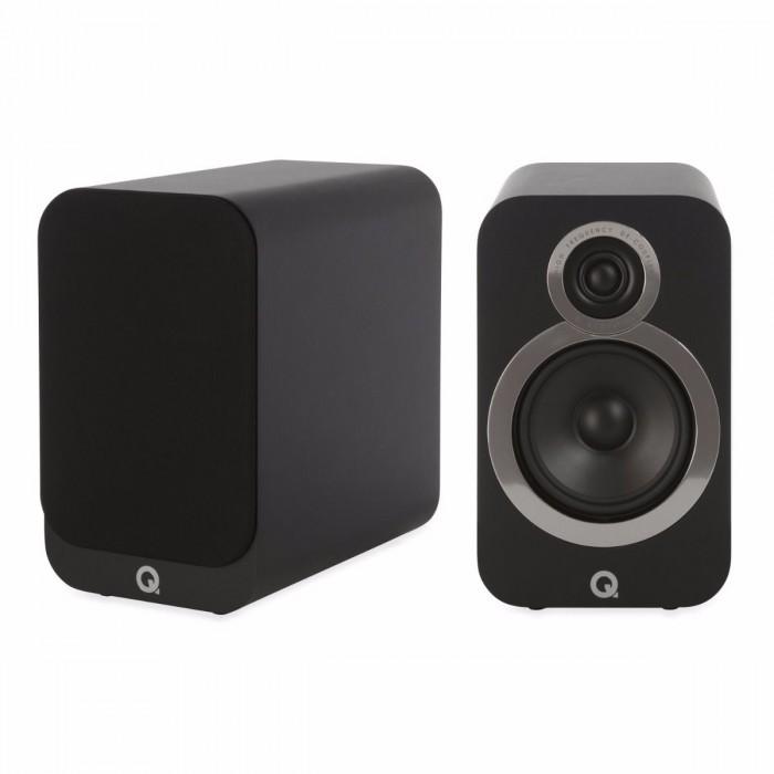 Q Acoustics 3020i Black