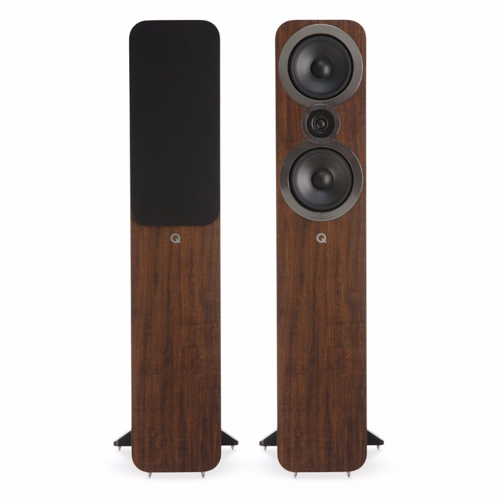 Q Acoustics 3050i Walnut