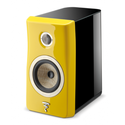 FOCAL KANTA N°1 Solar Yellow - Black High Gloss