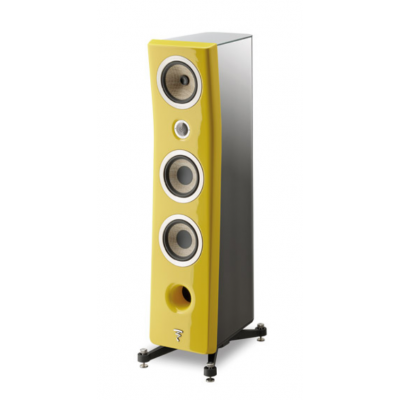 FOCAL KANTA N°2 Solar Yellow - Black High Gloss