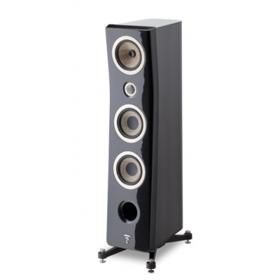 FOCAL KANTA N°2 Black Lacquer - Black High Gloss