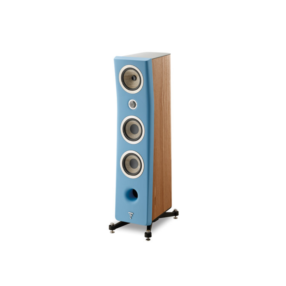 FOCAL KANTA N°2 Gauloise Blue - Walnut