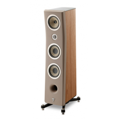 FOCAL KANTA N°2 Warm Taupe - Walnut