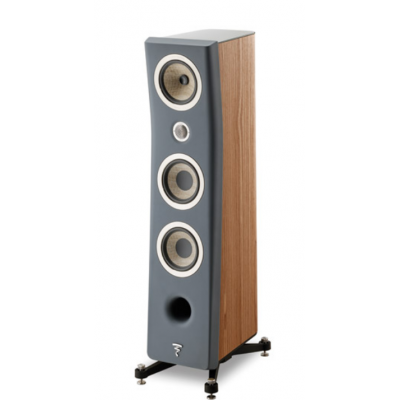 FOCAL KANTA N°2 Dark Grey - Walnut