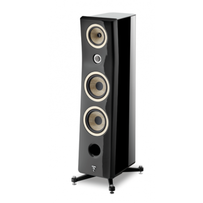 FOCAL KANTA N°3 Black Lacquer - Black High Gloss