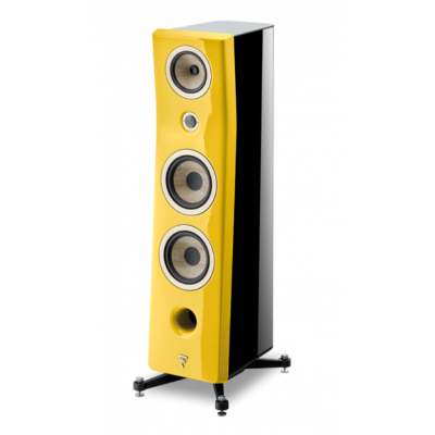 FOCAL KANTA N°3 Solar Yellow - Black High Gloss