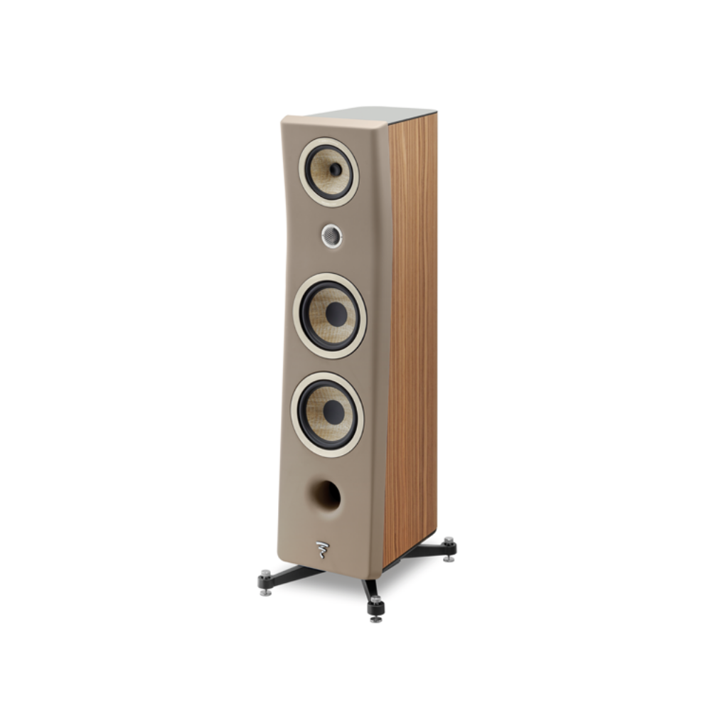 FOCAL KANTA N°3 Warm Taupe - Walnut