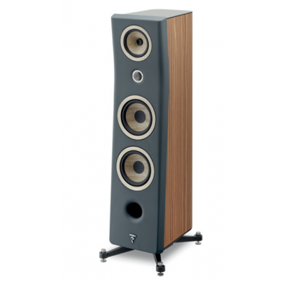 FOCAL KANTA N°3 Dark Grey - Walnut