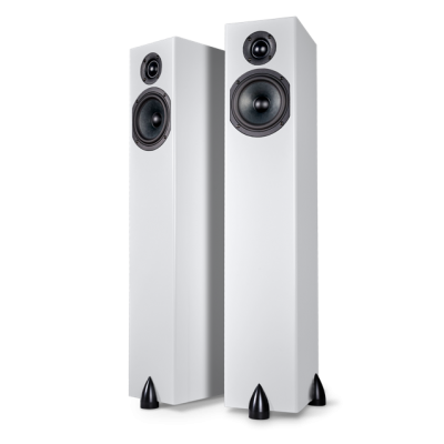 TOTEM SKY TOWER Satin White