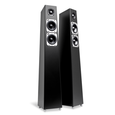 TOTEM Tribe Tower Satin Black
