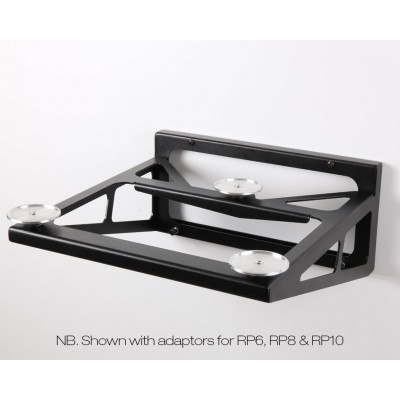 REGA Turntable Wall Bracket BLACK