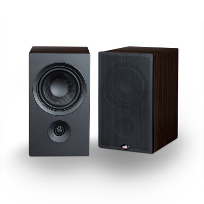 PSB ALPHA P5 MONITOR WALNUT
