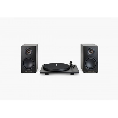 TRIANGLE Turntable & Speaker LN01A BLACK