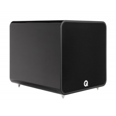 Q ACOUSTICS QB 12 SUBWOOFER BLACK HIGH GLOSSY