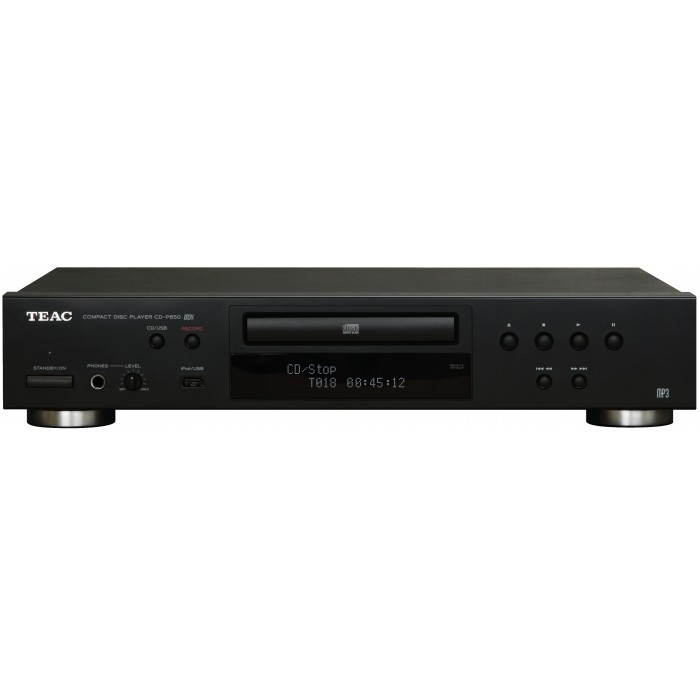 Teac CD-P650 - Lettore CD Con Presa USB/Interfaccia Per iPod